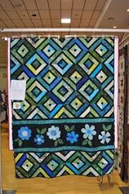 Easy Peesy Tube Quilt | Quilts!! | Pinterest | Easy, Jelly roll ... & Strip Tube Ruler blues & green batik - jelly roll & black accent with  modern flower Adamdwight.com