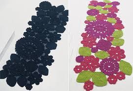 handmade crochet rug paola lenti