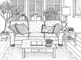 Easy interior design sketches Child Bedroom 92 43 Easy Interior Design Sketches How To Draw Furniture Easy How To Draw Cute Easy House Drawing Cute House Clipart Clipart Panda Free
