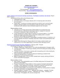 Resume Library Aide Sample Media Specialist For Assistant No