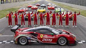 Opening Event For Ferrari Racing Icons At Mugello