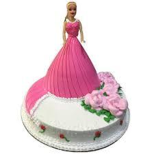 Barbie On Cake Expressluvin