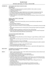 Home Health Care Job Description For Resume Care Home Manager Resume Samples Velvet Jobs