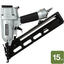 2 5 in 15 gauge pneumatic finish nailer