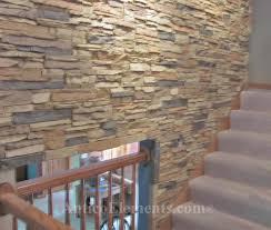 interlocking stone panels