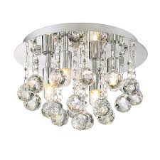 style selections 11 75 in w polished chrome flush mount light