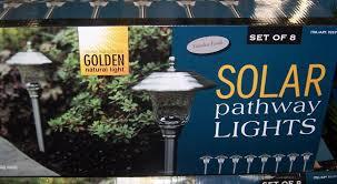 costco outdoor solar lights the 2 minute gardener photo
