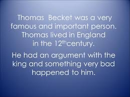 thomas becket ppt video online 2 thomas