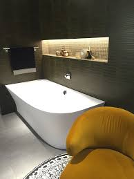 Corner Bathtubs Do Not Get Any More Special Than This Modern New
