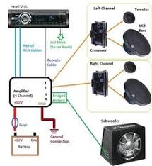 amplifier wiring diagrams excursions pinterest diagram, car car amplifier capacitor wiring diagram at Car Amplifier Wiring Diagram
