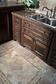 Attractive Tile Floor In Kitchen On Kitchen 1000 Ideas About Tile Floor Pinterest 18