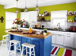 Yellow Kitchen Ideas  Spicy U0026 Modern Yellow Kitchen  Paint Color Interior Design Ideas For Kitchen Color Schemes