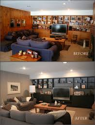 basement makeover ideas. picturesque design ideas before and after basement makeovers best 25 makeover on pinterest o