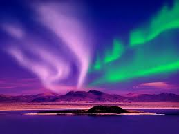 Purple Northern Lights Background Northern Lights Wallpapers Top Free Northern Lights