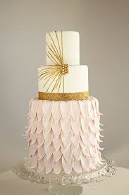 Art Deco Wedding Cake Ideas Chwv
