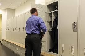 parker colorado police department gear lockers