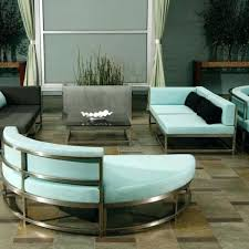 unusual outdoor furniture. Outdoor Furniture Inspiration Modern Metal Inspirational Unusual Patio Garden Daybed Acrylic Material