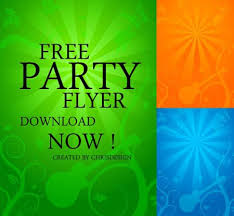 Free Flyers Backgrounds Free Printable Event Flyers Free Party Flyers Free Party