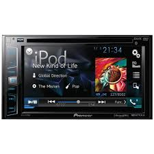 pioneer tv radio. amazon.com: pioneer avhx2700bs double din/bluetooth/sirius/dvd/mixtrax/appmode car receiver (discontinued by manufacturer): electronics tv radio