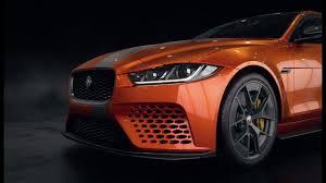 Jaguar XE SV Project 8 - promo video - YouTube
