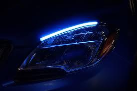 led lights super flexible neon led rope lights shown installed over car headlight led lights super flexible neon led rope lights shown