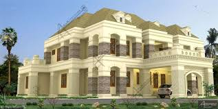 colonial home designs luxury kerala