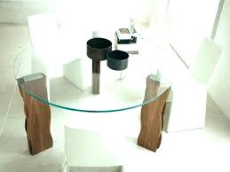 dining table bases for glass tops glass dining table base sleek glass dining tables round glass