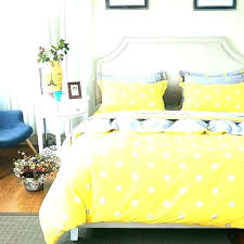 yellow duvet cover queen yellow bedding sets queen small flowers print set soft thick sanding cotton