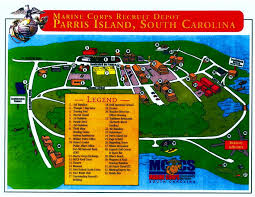 parris island map  parris island map  paris island south