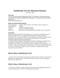 Windows Version Chart Deltagraph 5 6 5 For Windows Readme Manualzz Com