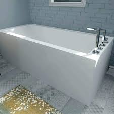 2 sided bathtub 2 ed bathtub tub skirt bathtub marvelous blue colt corner tub with 2