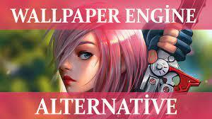 Wallpaper Engine Alternative Free ...