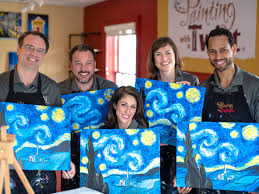 painting with a twist opens in alpharetta