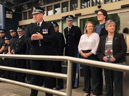 Poignant memorial to mark 25 years since the death of PC Lewis ...