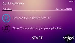 هدية جميع برامج Doulci Activator Tool