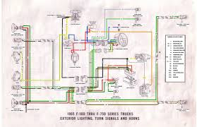 1965 f100 wiring diagram 1965 ford f100 ignition switch wiring diagram 1965 F100 Wiring Diagram #36