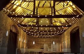 rustic wedding lighting ideas. Festoon Lights For A Barn Wedding Rustic Lighting Ideas