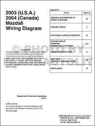 2003 mazda 6 wiring diagram 2003 image wiring diagram 2003 mazda6 original wiring diagram and 2004 mazda 6 on 2003 mazda 6 wiring diagram