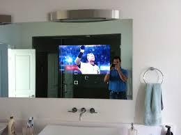 Charlotte NC Bathroom TV Installation
