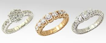 resizable stretch new ring collection
