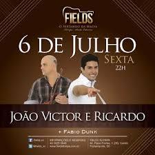 OCN Notícias: João Victor e Ricardo comandam a noite de inauguração da  Fields
