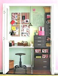 office in closet. Office In Closet Turn Into A Bedroom