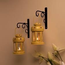 wall star light decorative metal