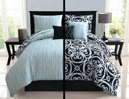 xl twin bed in a bag sets pillowcase sets in white bedroom black and white  comforter . xl twin bed ...