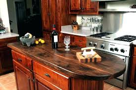 kitchen countertop options by kitchen kitchen countertop material comparison