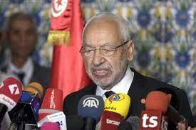 تونس: إصابة زعيم حركة النهضة راشد الغنوشي بوعكة صحية