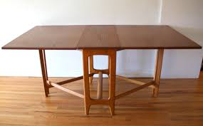 Norden Gateleg Table Furniture Mid Century Modern Gateleg Dining Table Gateleg Dining