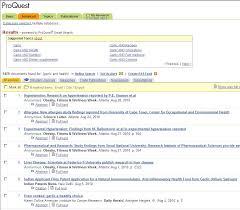 Digital dissertations database