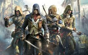 If you find one that is protected by copyright, please inform us to remove. Assassin S Creed Unity Wallpapers Wallpaper Cave