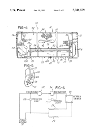 patent us5381509 radiant electric space heater google patents patent drawing